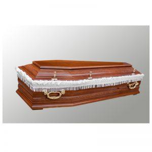 sicriu gama lux esenta ulm culoare nuc servicii funerare non stop bucuresti ilfov adysim